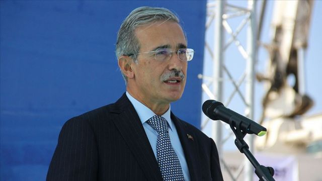Cumhurbaşkanlığı Savunma Sanayii Başkanı Demir: Milli deniz seyir füzemiz Atmaca seri üretime hazır hale geliyor