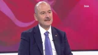 Bakan Soylu: 'Aldığı komiser yardımcılarının yüzde 41'ini ben FETÖ'den uzaklaştırdım, ihraç ettim'
