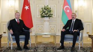 Cumhurbaşkanı Erdoğan ile Aliyev telefonda görüştü
